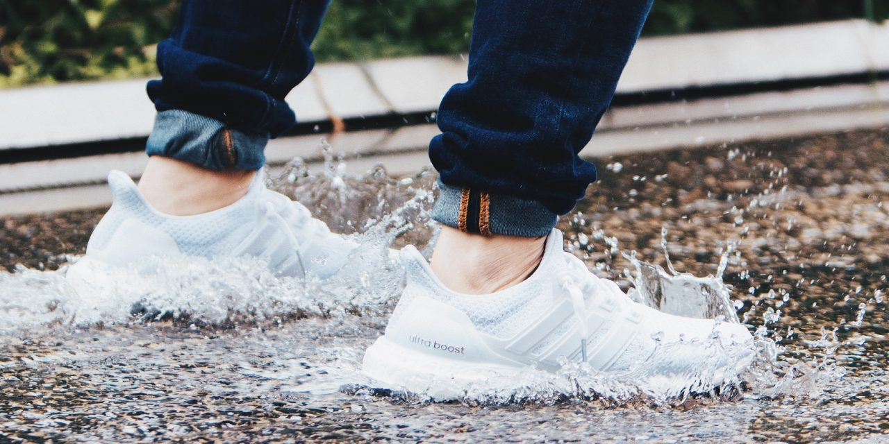 Adidas x Parley Shoes: A Step in the Right Direction