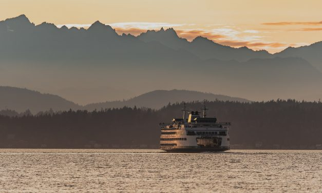 Headlines Oct. 23: UWers talk deforestation, Exxon's fraud case and WSDOT finds funding for green ferries.