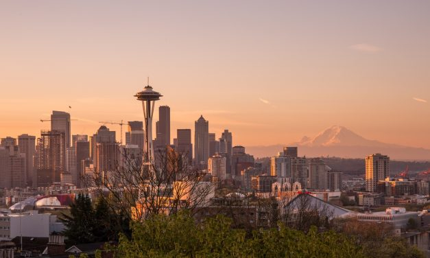 is Seattle keeping up with its C40 peers?