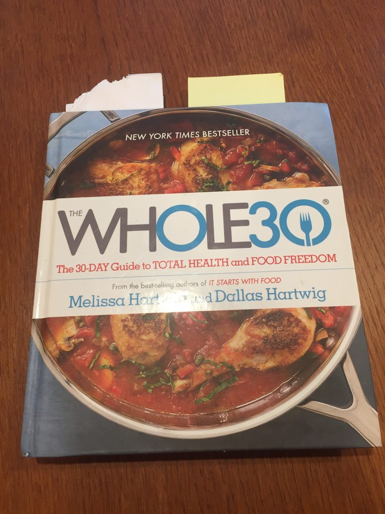 The Whole30 bible