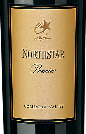 Northstar wine label