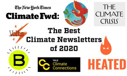 2020's Best and Most Important Climate Newsletters