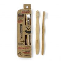 child size bamboo toothbrush