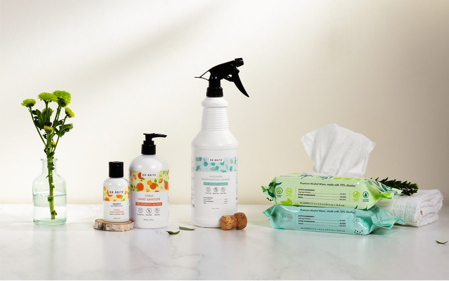 5 Eco Approved Natural Products Made by Dr. Brite