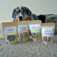 dog treats bundle